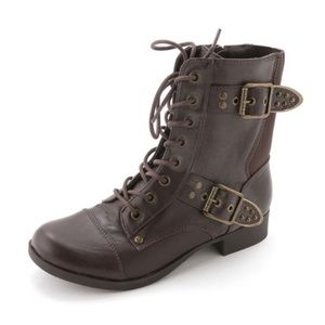 G by Guess | NWT Baso Combat Boot